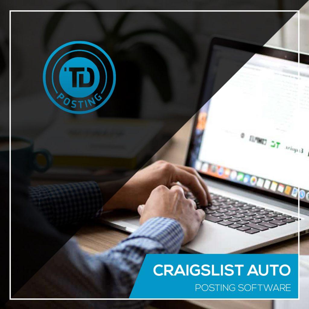 Craigslist® Auto Posting Software - TD POSTING
